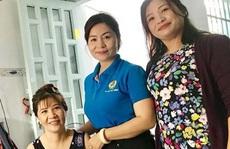 Động viên công nhân bệnh hiểm nghèo