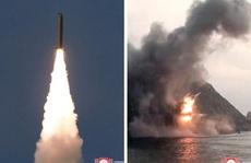 Vì sao Triều Tiên thúc đẩy các vụ thử nghiệm hệ thống tên lửa tầm ngắn?