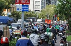NÓNG: Người chạy ôtô cần biết khi qua nút giao Tôn Đức Thắng - Nguyễn Hữu Cảnh