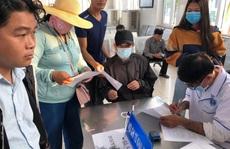 Hành khách đi Lý Sơn bức xúc vì thiếu tờ khai y tế