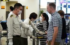 Tăng cường ngăn chặn dịch bệnh từ đường hàng không