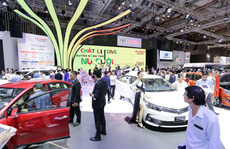 Tiêu thụ ôtô bất ngờ tăng
