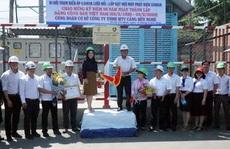 Gắn biển công trình kỷ niệm 90 năm thành lập Đảng Cộng sản Việt Nam