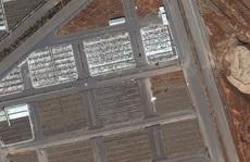 Iran mở rộng nghĩa trang giữa dịch Covid-19