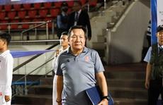 HLV Hoàng Văn Phúc từ chức ở Sài Gòn FC ngay trước vòng 2 V-League