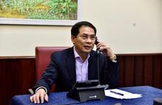 Thứ trưởng ngoại giao Việt Nam-Canada điện đàm chia sẻ kinh nghiệm phòng chống dịch Covid-19