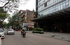 Nam bệnh nhân Covid-19 mới ở Hà Nội đã tiếp xúc nhiều người ở nơi làm việc