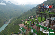 Hà Giang không phá dỡ toàn bộ Panorama, cải tạo thành điểm dừng chân ngắm cảnh