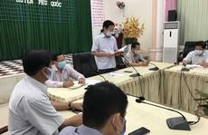 Phú Quốc họp khẩn điều tra lộ trình của ca bệnh Covid-19 thứ 54