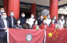Trung Quốc gửi chuyên gia y tế đến Ý hỗ trợ chống Covid-19