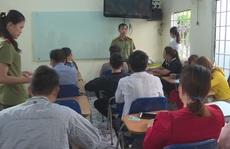Phát hiện trung tâm tổ chức thi ngoại ngữ 'chui' ở Đắk Lắk