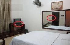 Lắp camera giấu kín trong nhà nghỉ quay clip 'nóng' để tống tiền 30 triệu đồng/vụ