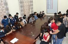 20 cô gái 'bay lắc' trong tiệc ma túy ở quán karaoke giữa mùa dịch Covid-19