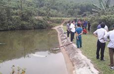 Về quê thăm ngoại, 2 cháu nhỏ bị đuối nước thương tâm