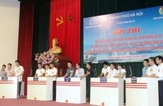 Hà Nội: Nâng cao ý thức chấp hành luật giao thông trong CNVC-LĐ