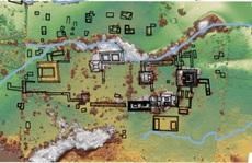 Đào trại gia súc, phát hiện… thành phố  Maya khổng lồ 1.300 tuổi