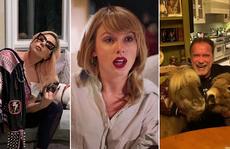 'Kẻ hủy diệt' Arnold và Lady Gaga, Taylor Swift... bày kế 'trị' Covid-19