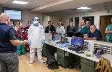 Covid-19: Mỹ lo thiếu máy thở, đóng cửa trường học