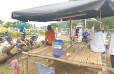Người dân dừng chặn xe, rác thải ở Quảng Nam được 'giải phóng'