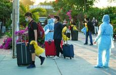TP HCM: Tận mắt cảnh cách ly ở resort đầu tiên đón khách