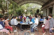 TP HCM: Người dân Củ Chi điêu đứng vì hụi