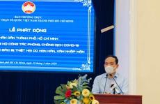 Chung tay chống dịch Covid-19: Người dân TP HCM ủng hộ gần 61 tỉ đồng