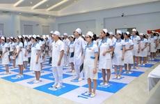 Tuyển 100 thực tập sinh hộ lý sang Nhật Bản làm việc