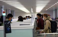 Hôm nay 22-3, Nội Bài đón hơn 2.000 khách nhập cảnh