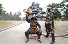 Vẻ đẹp lâu đài gỗ Nhật Bản