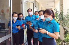 Chăm lo đoàn viên bị ảnh hưởng bởi dịch bệnh Covid-19