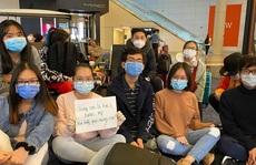Còn 40 người Việt bị 'kẹt' tại các sân bay nước ngoài
