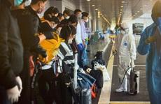Hôm nay 23-3, gần 800 hành khách về sân bay Nội Bài, Vân Đồn