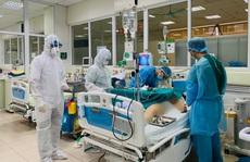 Bệnh viện thông tin về sức khoẻ 3 ca mắc Covid-19 rất nặng