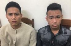 Bắt 2 kẻ đánh bị thương Đội phó Đội Cảnh sát hình sự huyện rồi bỏ trốn