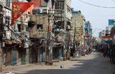 Covid-19: Ấn Độ cấm 1,3 tỉ dân ra khỏi nhà trong 3 tuần