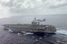 Covid-19 tấn công tàu sân bay Mỹ