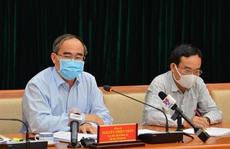 Bí thư Thành ủy TP HCM: 'Nếu lỡ thời cơ vàng chống dịch là có lỗi với đất nước'