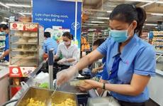 Số người cách ly tăng cao, Saigon Co.op phục vụ đến 30.000 suất ăn mỗi ngày