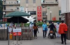 Hỏa tốc rà soát người vừa trở về từ 'ổ dịch' ở Bệnh viện Bạch Mai