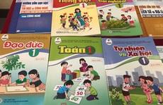 Giá bán SGK lớp 1 mới đắt gấp 4 lần sách cũ