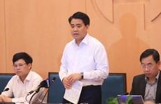 Chủ tịch Hà Nội: Dự đoán thêm 20 ca dương tính là khoa học, không phải con số vu vơ