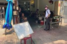Nhiều quán ăn vẫn mở cửa bán 'kiếm đồng ra, đồng vào'