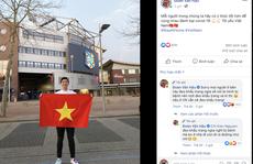Đoàn Văn Hậu: Xin lỗi vì ở Hà Lan, đeo khẩu trang sẽ bị kì thị
