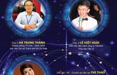 Diễn giả, MC Thi Thảo tham gia khóa đào tạo online của Học viện Cán bộ TP HCM