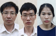 Vì sao 3 cán bộ thuộc Tổng cục Hải quan bị bắt?