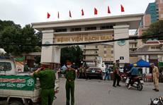 KHẨN: Cách ly ngay lập tức mọi trường hợp liên quan Bệnh viện Bạch Mai từ 10-3 đến nay