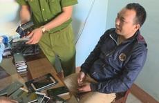 Bắt nhóm đối tượng từ Đồng Nai lên Đắk Lắk trộm cắp cả tỉ đồng