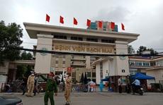 Đề nghị làm công tác tư tưởng cho cán bộ, nhân viên tại 'ổ dịch' Bệnh viện Bạch Mai