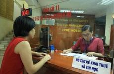 Quyết toán thuế thu nhập cá nhân qua mạng, gửi hồ sơ qua bưu điện để chống dịch Covid-19