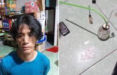 Phú Quốc: Bắt đối tượng mua bán ma túy đá lúc 0 giờ